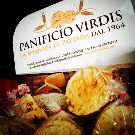 Panificio Virdis - Spianate Artigianali Sardegna